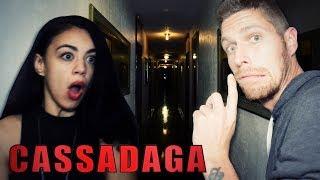THE CASSADAGA HOTEL (HAUNTED?!?)