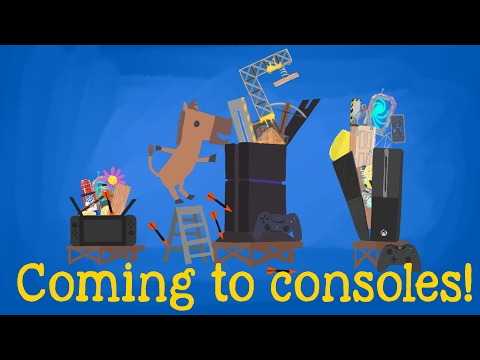 Another look at the party game Ultimate Chicken Horse – XBLAFans