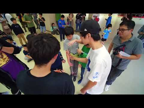 YoYoFactory World Champions China Tour 'Shanghai Station' Special Event Clip