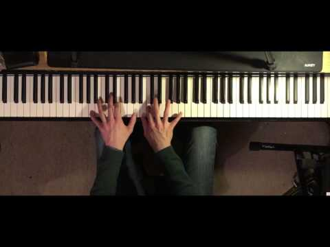 RADIOHEAD - Sail To The Moon [piano cover]