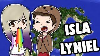 CONSTRUIMOS LA ISLA LYNIEL   Survival con Lyna 3   DIRECTO