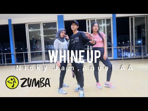 Nicky Jam, Anuel AA - Whine Up | ZUMBA | FITNESS | At Global Sport Center Balikpapan