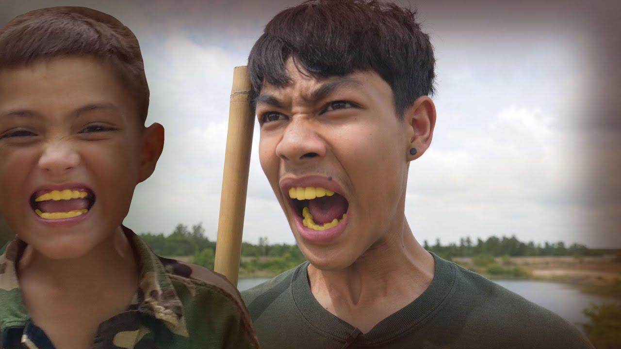 ทหารใหม่กับนายฟันเหลือง![หนังสั้นฉบับเกรียน]