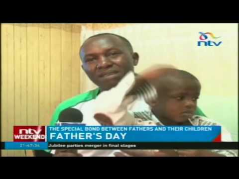 Father's day: Moses Ndege talks about his journey of fatherhood