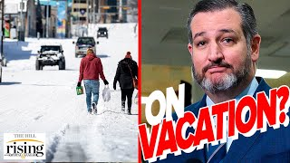 Download Krystal and Saagar: Ted Cruz CAUGHT Flying To Cancun While Constituents Freeze And Die