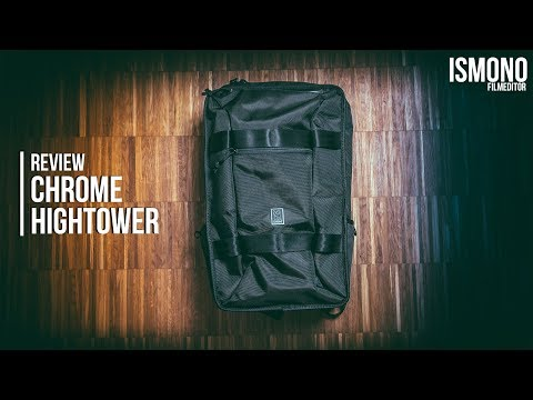 Best cool looking business backpack? Chrome Hightower BACKPACK REVIEW