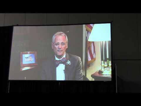 Congressman Earl Blumenauer Taped Message to CCC Portland 2015