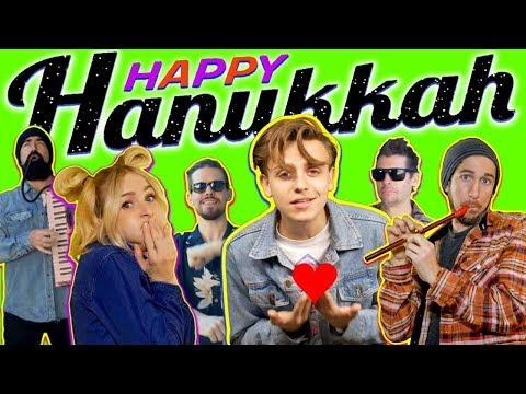 Happy Hanukkah - Walk off the Earth (Ft. Scott Helman)
