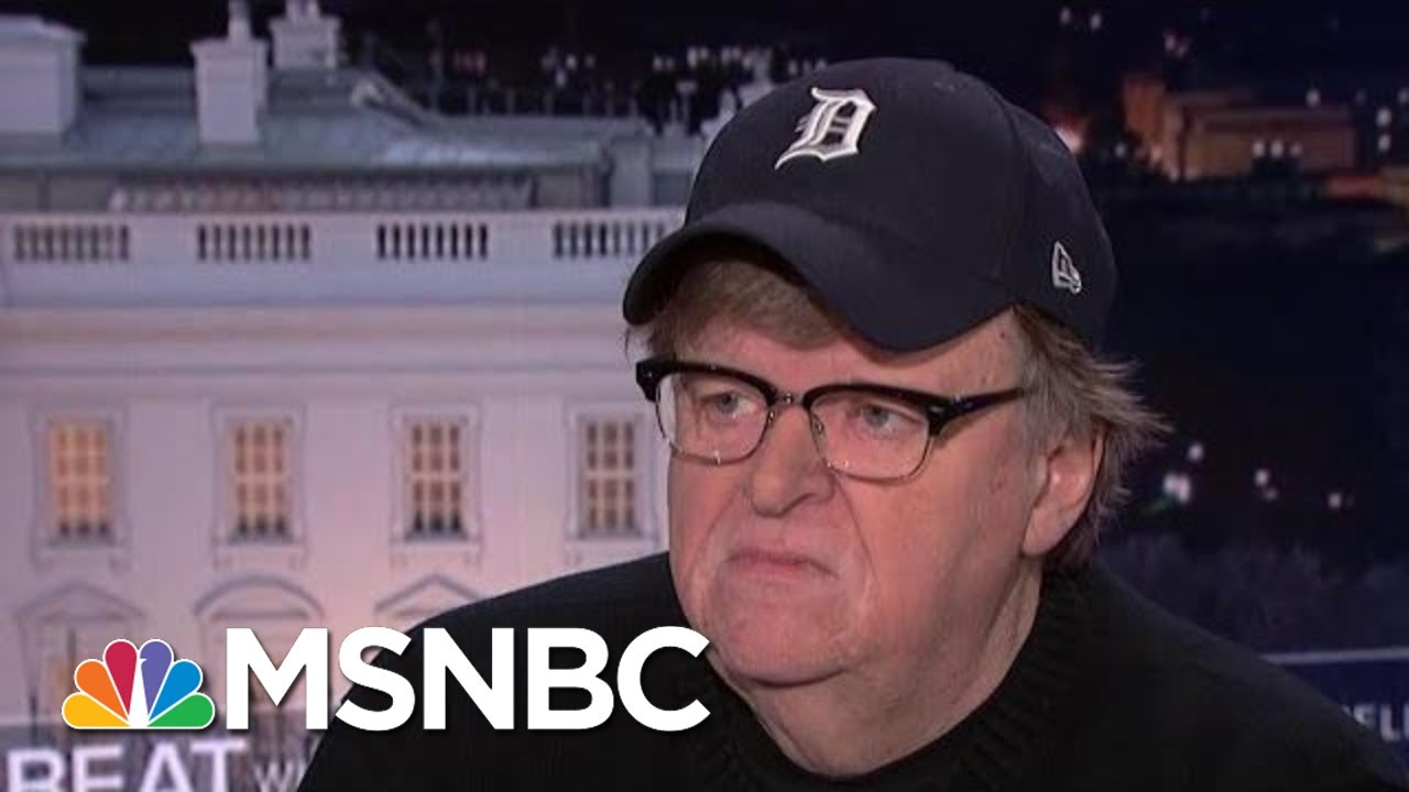 Michael Moore: Trump Heading For Impeachment Because Of 'High Crimes' Like We've Neve