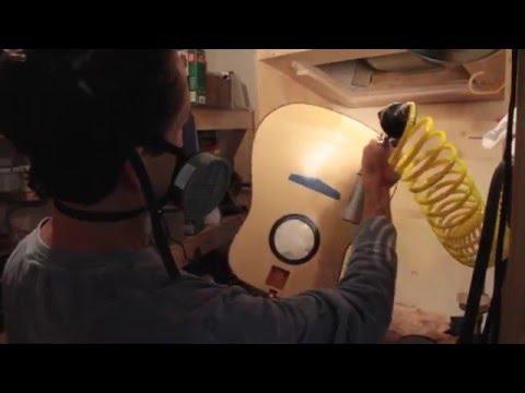 Luthier/Custom Guitar Builder Jay Lichty of Lichty Guitars