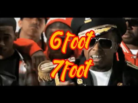6 wayne 7 bass foot download foot lil boosted