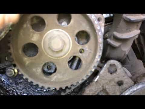 часть 4 Форд Транзит 2.5 регулировка клапанов Зимовники
