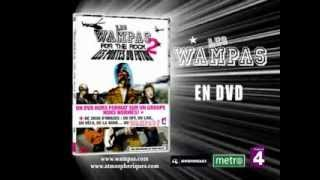 LES WAMPAS FOR THE ROCK 2 - Pub France 4 -