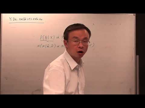 徐亦达机器学习课程 Markov Chain Monte Carlo (part 1)