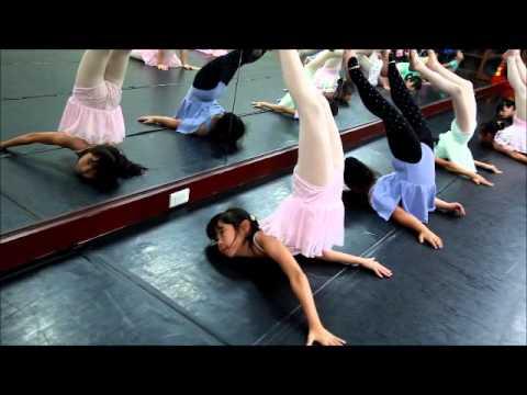 香香舞蹈班104年度舞蹈展演 [舞彩繽紛] 幕後花絮