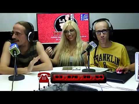 Sonia Lion , Deborah Wild y Blondie Fesser