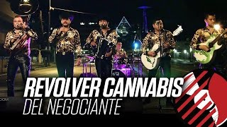 Revolver Cannabis - DEL Negociante - (En Vivo) - #DELMusicRoom - Del Records 2016