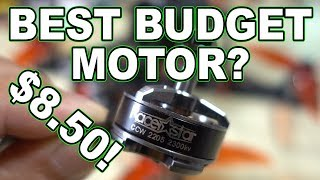 Best Budget Motor? Racerstar SPROG-X 2205 🏁😀👍
