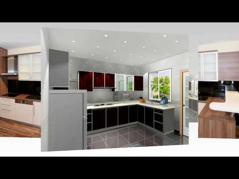 INILAH!! 13 Kitchen Set Elegan Modern 2018