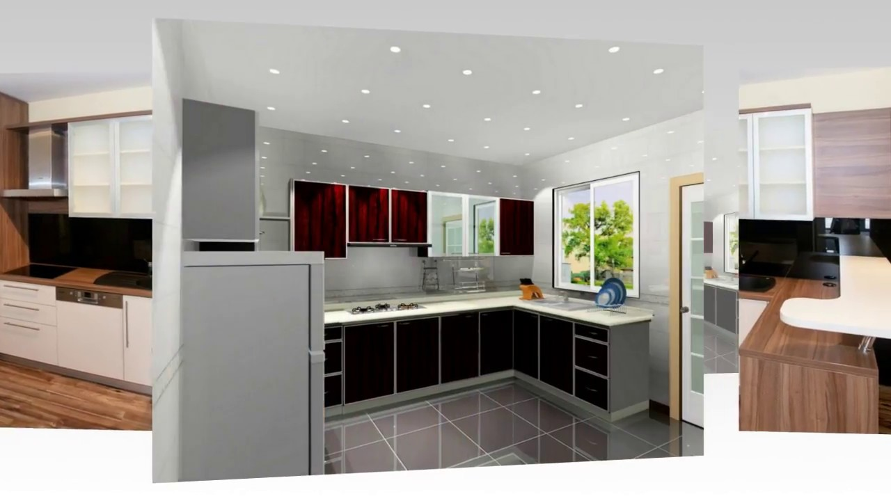 Inilah 13 Kitchen Set Elegan Modern 2018 Youtube