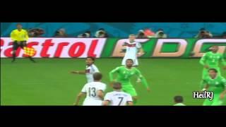 اجمل ذكريات الحارس الجزائري رايس مبولحي في كأس العالم الاخيرة