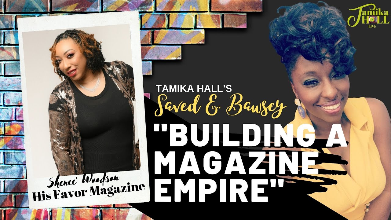 Shenee' Woodson Talks Building A Magazine Empire