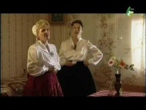 """OJ , MEŠAČKU, MEŠAČOČKU -- Ženski duet KUD """"Žatva, Kocur"""