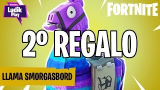 2nd GIFT IN THE STORE: CALL SMORGASBORD FOR FREE . . . . . . . . . . . . . . . . . . . . . . . . . . . . . . FORTNITE SAVE THE WORLD ENGLISH GAMEPLAY