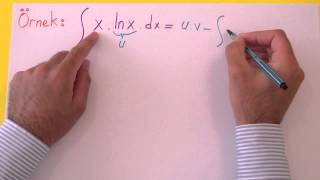 İntegral 5 Şenol Hoca Matematik
