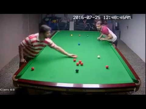 great snooker matches record by CCTV
