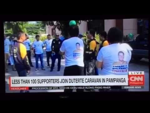 Run Duterte Run caravan kicks off in Luzon and Visayas