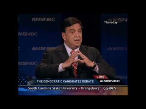 Democratic Primary Debate 2008 (South Carolina)