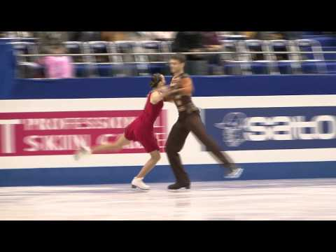 3 Betina POPOVA / Yuri VLASENKO (RUS) - ISU Grand Prix Final 2013-14 Junior Ice Dance Free Dance