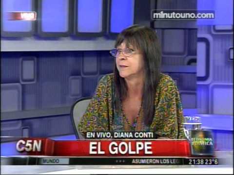 Conti: TN y Clarín me adjudicaron la frase de los tapones de punta | El Destape