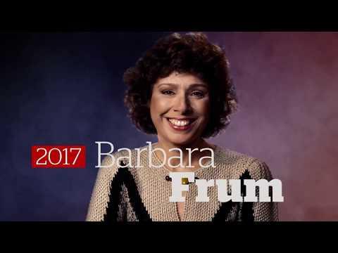 BarbaraFrumInduction 20170627
