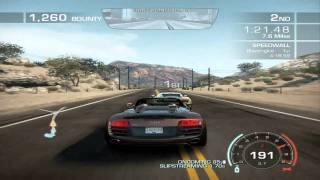 Need for Speed Hot Pursuit ~ Racer Gameplay~ Sun, Sand, and Supercars