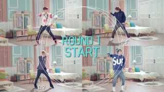 EXO vs EXO Dance Battle Round 1 Chen Tao Kai Chanyeol