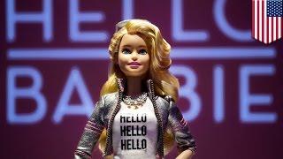 米玩具大手マテルが、2015年秋に販売する会話が出来る人形「ハロー・バ...
