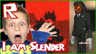 I am The Slender / Roblox Stop It Slender