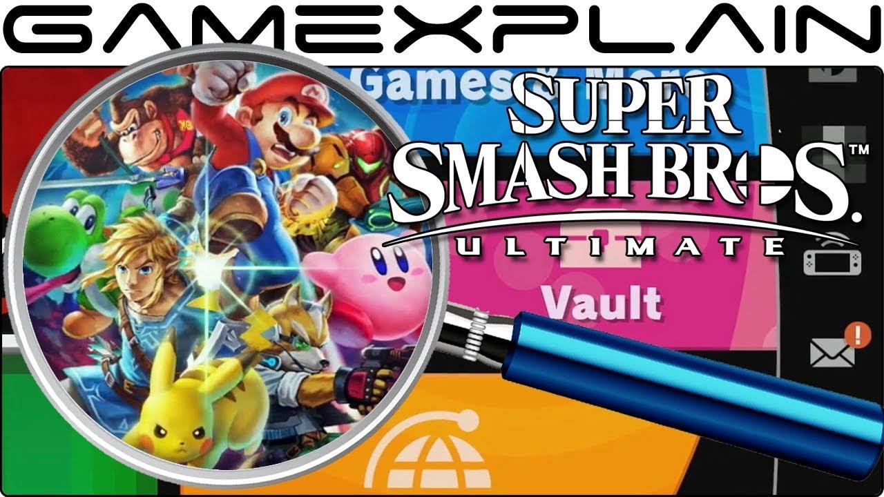 super smash bros ultimate direct