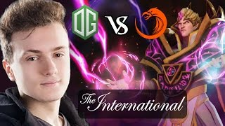 Dota 2 Miracle Invoker - OG Vs TNC PRO The International 6