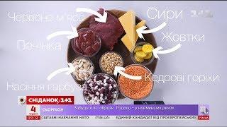Яким має бути харчування для чоловіків - дієтолог-консультант