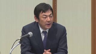 出光興産と昭和シェルが協業事業について記者会見(2017年5月9日)