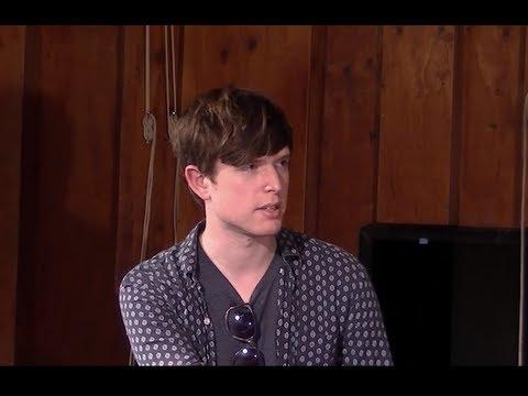Interview: James Blake Fan Q&A At Music Feeds Studio