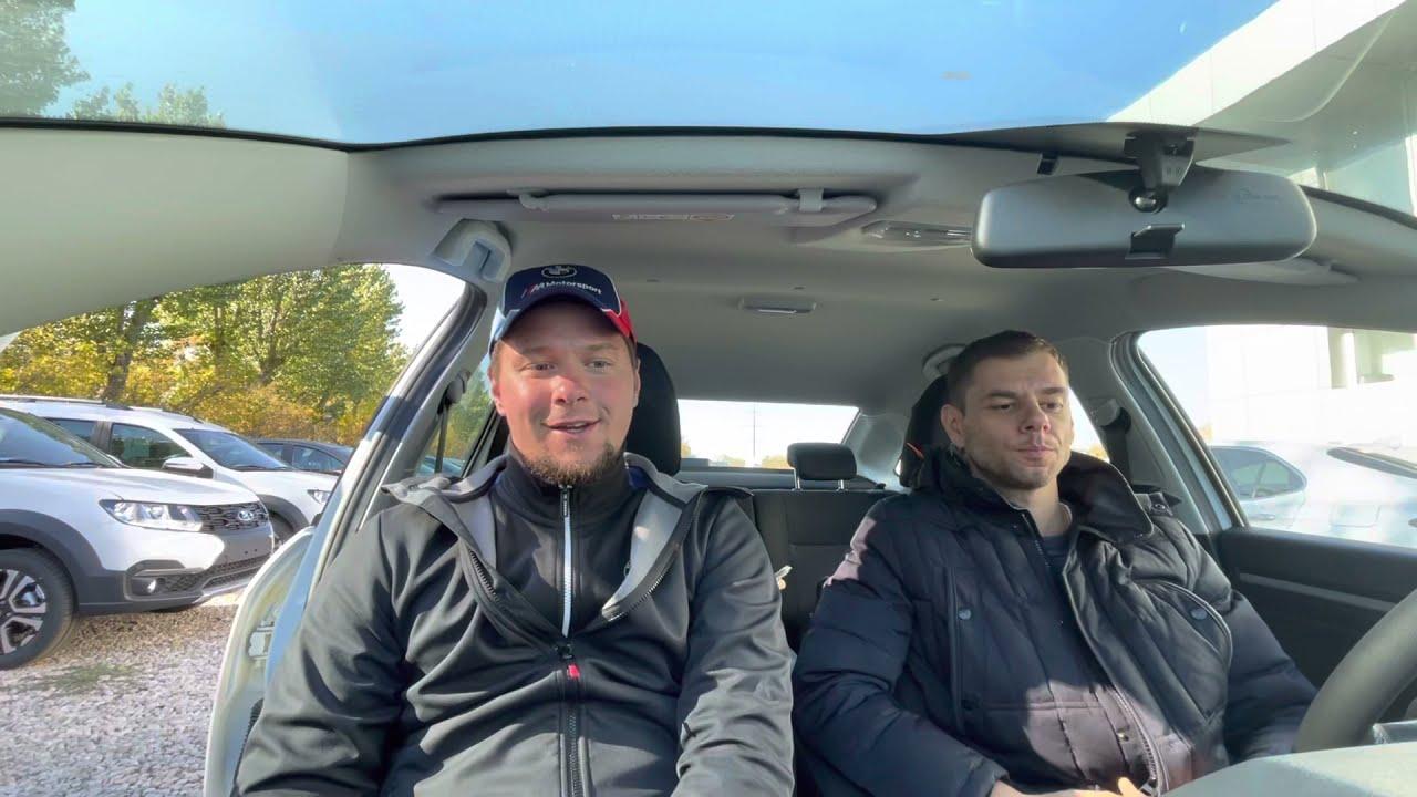 Третий раз ко мне за новой Lada Vesta Winter Enjoy с литыми дисками. Обзор и выдача клиенту