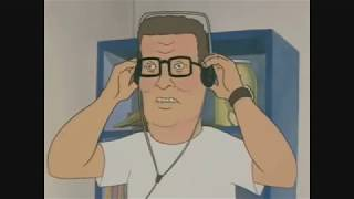 Hank Listens to Kanye West