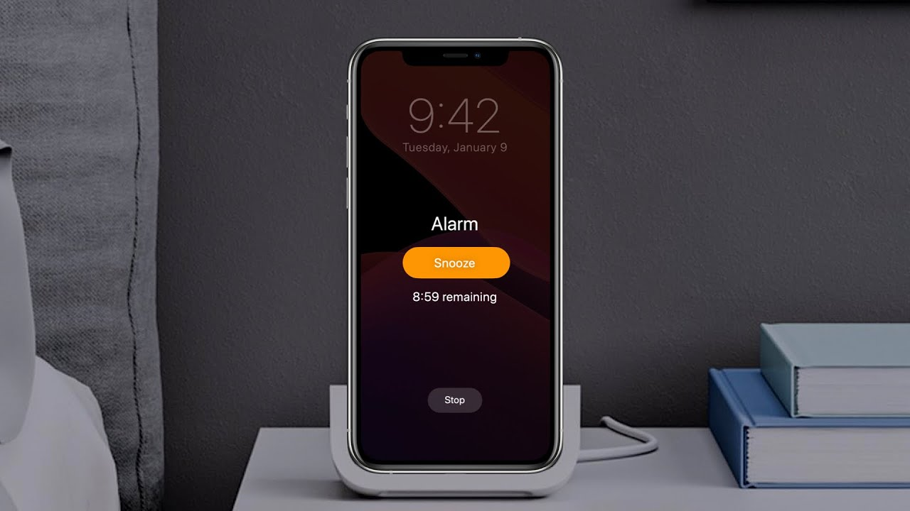 Why The iPhone's Snooze Is 9 Minutes