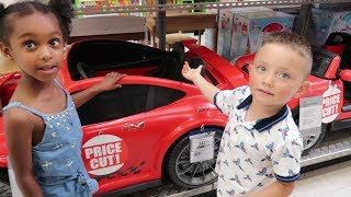 BUYING MY NEPHEW HIS DREAM CAR!!