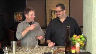The Cocktail Dudes' Tamarind Margarita
