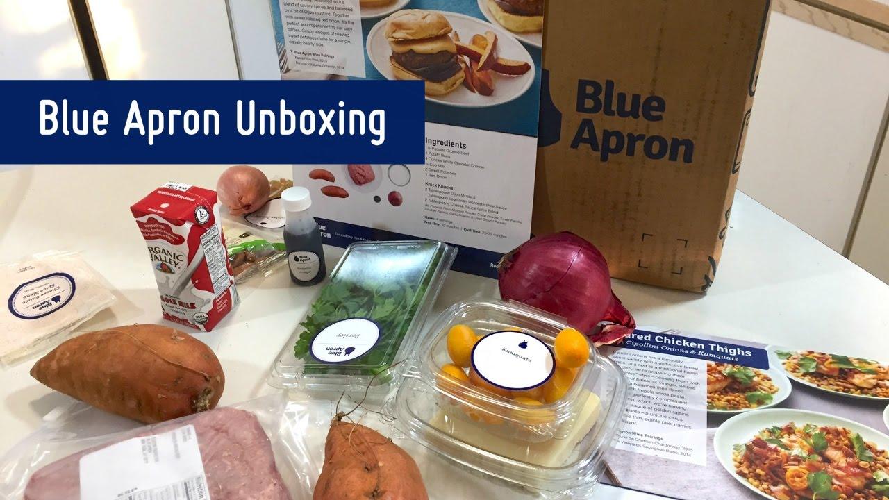 Blue apron breakfast - Blue Apron Unboxing 17